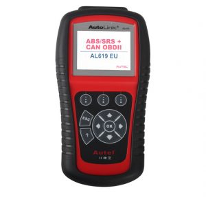 Autel AL619 AutoLink review