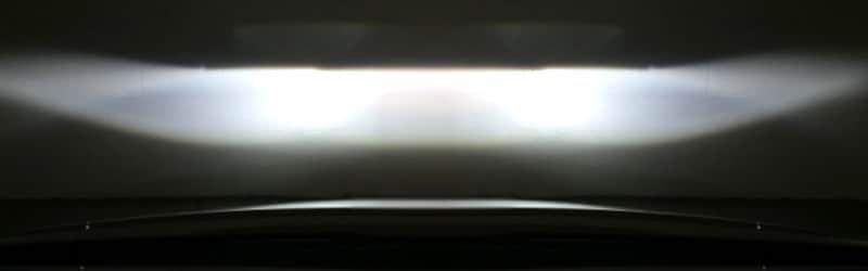 Akarui LED Light Sample