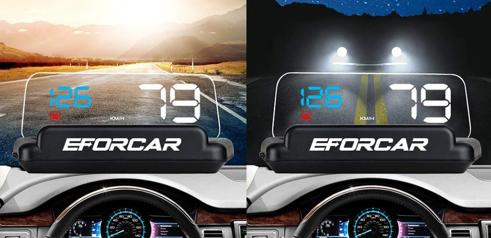 EFORCAR Head-up Display