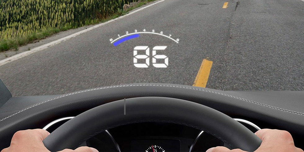Hudly LITE Head-Up Display