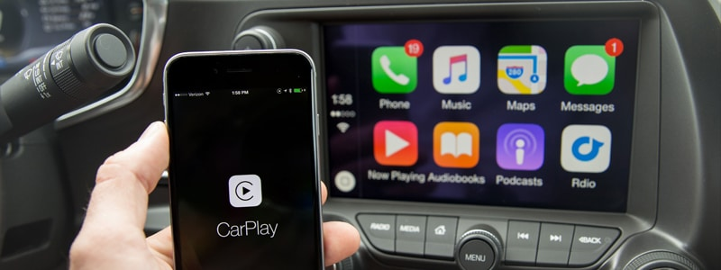 10 Best Apple Carplay Stereo [2019 Professional Review
