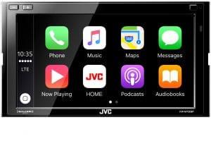 JVC KW-M730BT review