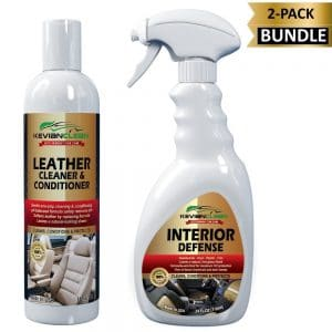 Leather Cleaner & Conditioner KevianClean 2-Pack Bundle review