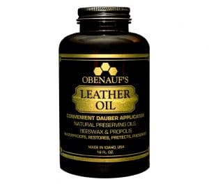 Obenauf's Leather Oil review