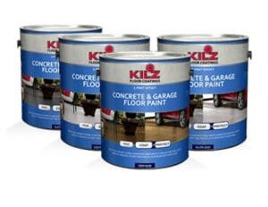 KILZ 1-Part Epoxy Acrylic Paint review