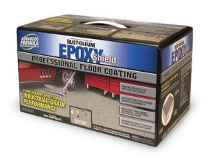 Rust-Oleum Floor Coating Kit review