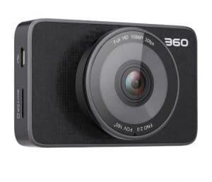 360 Brand Car Dash Cam review
