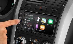 Another Options Sony XAV-AX200