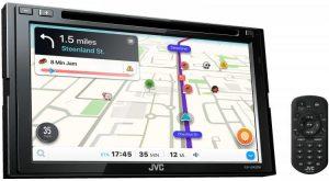 JVC KW-V940BW Navigation