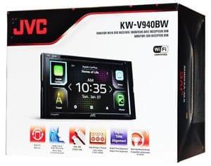 JVC KW-V940BW Bundle