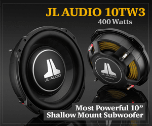 Best Shallow Mount Subwoofers (Feb  2019) - Buyer's Guide
