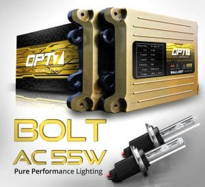 OPT7 Bolt AC 55w review