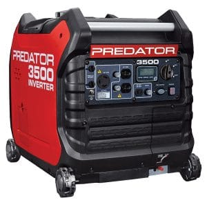 Predator 3500 Watt Super Quiet Inverter Generator review