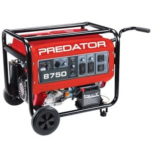 5 Top Predator Generators Comparison Table and Buyer's Guide