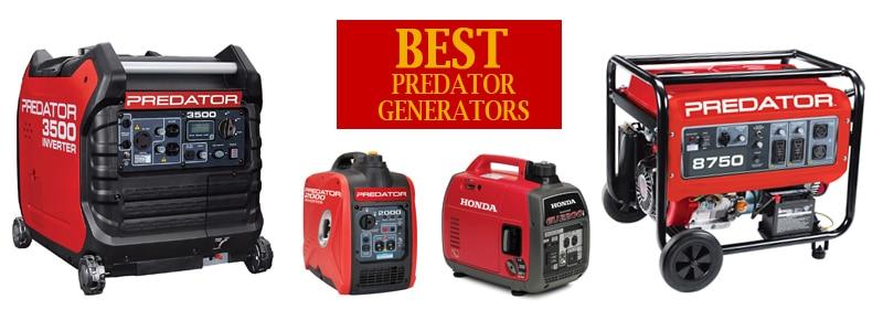 Best Predator Generators