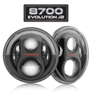 JW Speaker 8700 Evolution J2 review