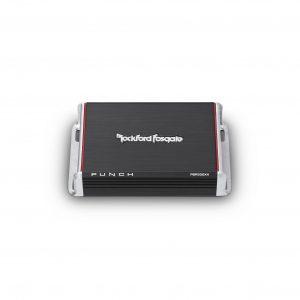 Rockford Fosgate PBR300X4 Punch BRT 300-Watt Ultra-compact 4-Channel Amplifier review