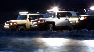 Best Curved LED Light Bar Durability