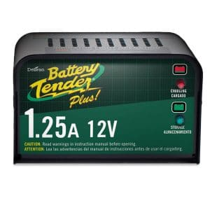 Battery Tender Plus review