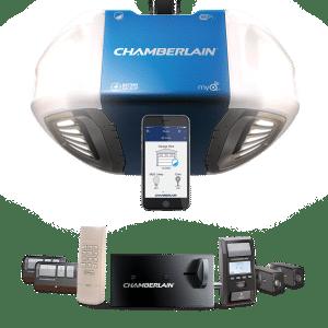 Chamberlain B980 review
