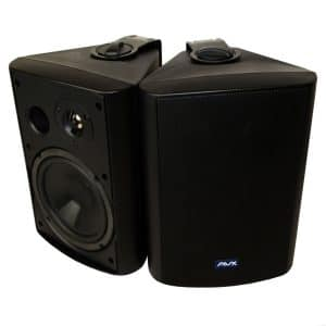 Patio speaker PSP-B1 - by AVX Audio review