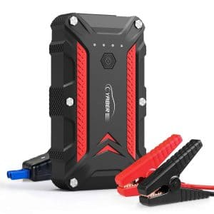 Yaber Portable Jump Starter review