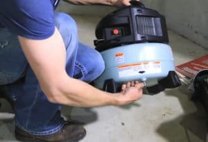 Best Air Compressor for Home Garage type