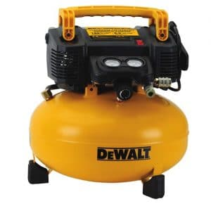 DEWALT DWFP55126 6-Gallon 165 PSI review