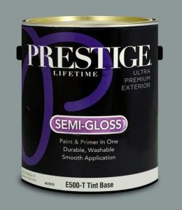 Prestige Paints Exterior Paint and Primer In One review