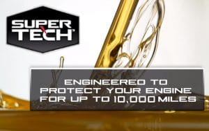 SuperTech Oil FIlters up to 10000 miles