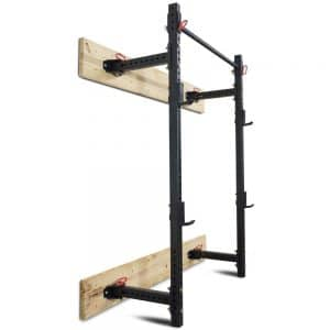 Titan Fitness T-3 Series Fold Back Power Rack review