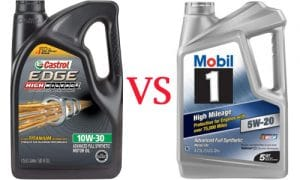 Castrol Edge vs Mobil 1 review
