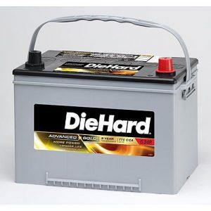 DieHard Advanced Gold AGM Battery review