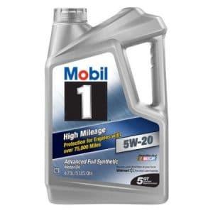 Mobil 1 5w20 review