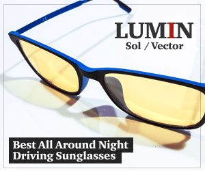 NAVIGATE OUR TOP 5 BEST NIGHT DRIVING SUNGLASSES