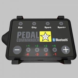 How to Operate a Pedal Commander