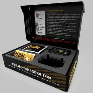 Pedal Comander Box