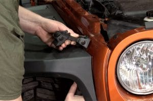 Jeep hood latches Prioritizing Performance