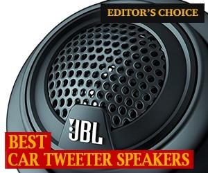Best Car Tweeter Speakers (Feb  2019) - Buyer's Guide