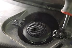 Installation Car Tweeter Speakers