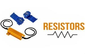Resistors For LED Bulbs & CANbus Error Codes