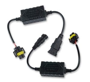 Akarui CAN-BUS Error Warning Cancel Decoder Anti-flicker Resistor Harness LED Headlight