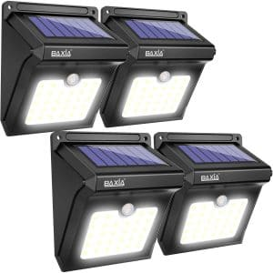 BAXIA TECHNOLOGY Solar Lights Review