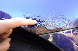 How to Stop Rust on a Car