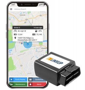 Linxup OBD GPS Tracker review