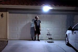Brightness Outdoor Motion Sensor Lights