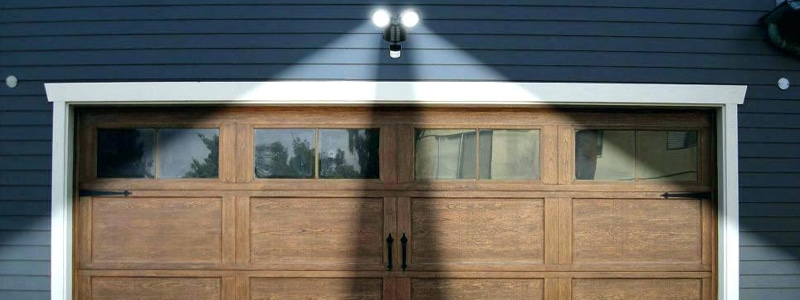Size of Your Yard Outdoor Motion Sensor Lights
