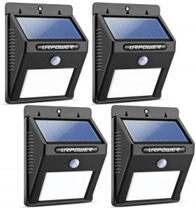 URPOWER Solar Lights Review