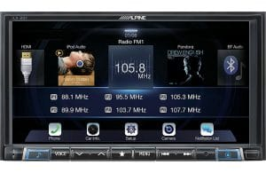 Best Double DIN Head Units (Hi-Fi Stereo) for Android/Apple