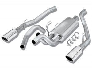 Borla 140307 Stainless Steel Cat-Back review